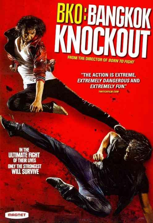BKO:BANGKOK KNOCKOUT BY RITTAKARI,PANNA (DVD)