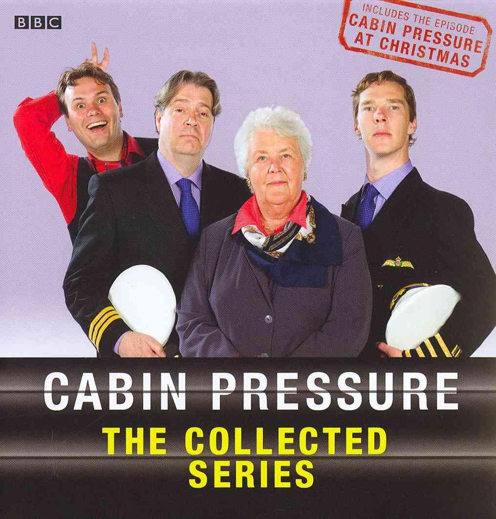 [CD] Cabin Pressure By Finnemore, John/ Cumberbatch, Benedict (NRT)/ Allam, Roger (NRT)/ Cole, Stephanie (NRT)